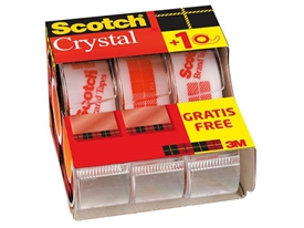 3M Scotch Crystal Tape 7100088402