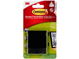 3M Command Medium Picture Hanging Strips 7100109343